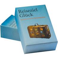 Bea Engelmann: Karten-Set zum Buch Reiseziel Glück: Machen Sie sich auf den Weg!