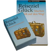 Bea Engelmann: Reiseziel Glück: Das Glückspaket (Buch und Karten)