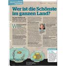 Bea Engelmann in der Zeitschrift bella (August 2013)